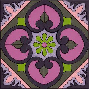 Coaster Zahra Pink